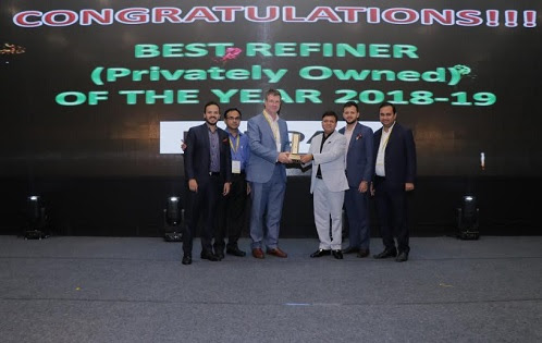 Kundan Gold Refinery Awarded with Best Refiner (Privately Owned) and Leading Bullion Seller Awards at IIGC 2019